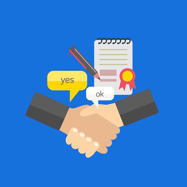 establishing customer trust